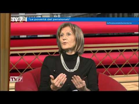TV7 CON VOI DEL 16/12/2016 – LE POVERTà DEI PENSIONATI