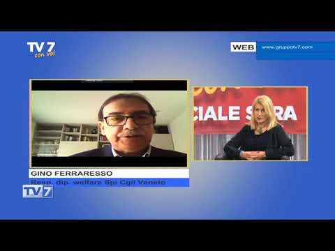 TV7 CON VOI DEL 17/4/2020 – VERSO LA FASE DUE