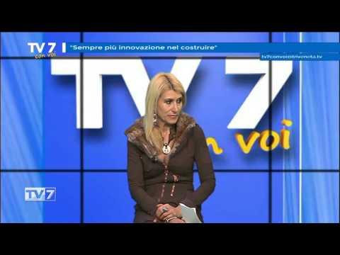 TV7 CON VOI DEL 18/1/2017 – SEMPRE PIù INNOVAZIONE