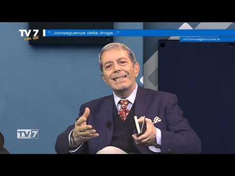 TV7 CON VOI DEL 19/12/19 – CONSEGUENZA DELLA DROGA