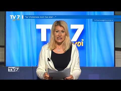 TV7 CON VOI DEL 20/11/2020 – LA VIOLENZA NON HA ETà