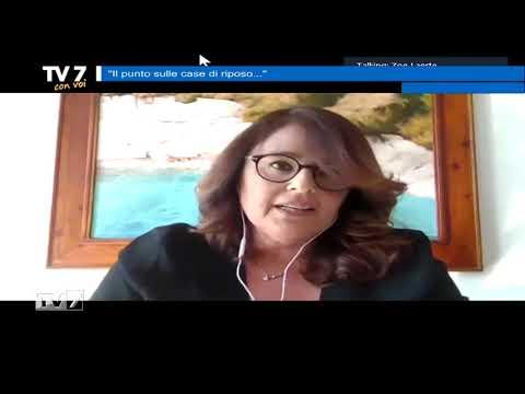 TV7 CON VOI DEL 24/4/2020 – CASE DI RIPOSO
