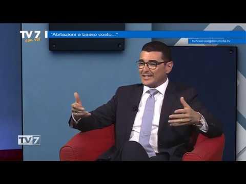 TV7 CON VOI DEL 24/9/18 – ABITAZIONI A BASSO COSTO