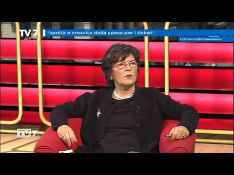 TV7 CON VOI DEL 25/11/2016 – SANITà E CRESCITA