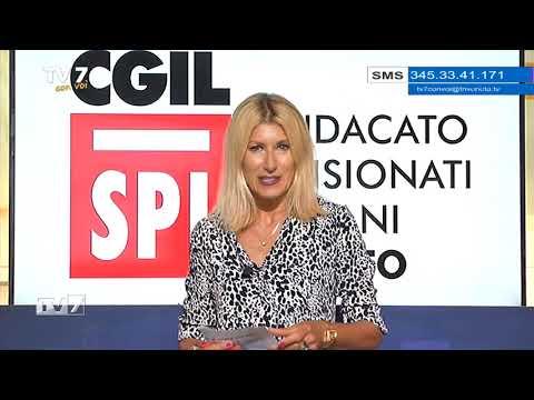 TV7 CON VOI DEL 25/9/20 PIANI DI ZONA STRAORDINARI