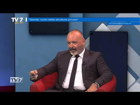 TV7 CON VOI DEL 26/4/2018 – SANITà PRIVATA