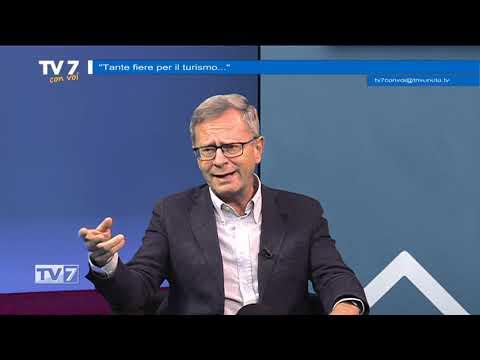 TV7 CON VOI DEL 3/10/19: TANTE FIERE PER IL TURISMO