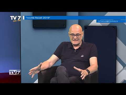 TV7 CON VOI DEL 3/6/2019 – NOVITà FISCALI 2019