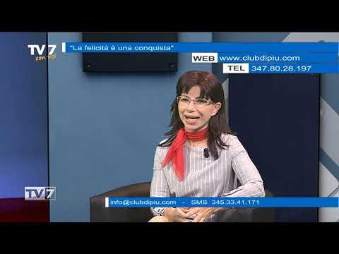 TV7 CON VOI DEL 30/10/2019 – LA FELICITà