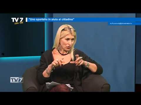 TV7 CON VOI DEL 8/2/2017 – SPORTELLO IN AIUTO AL CITTADINO