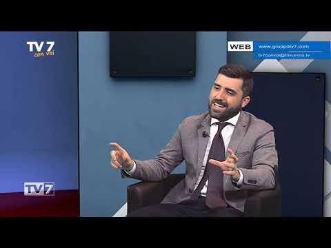 TV7 CON VOI DEL 9/4/2019 – QUESTIONI DI POLITICA