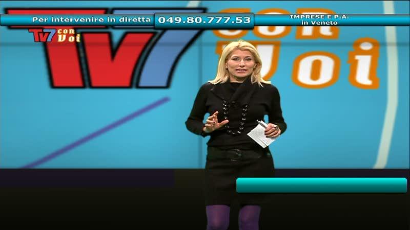 TV7 CON VOI: IMPRESE E P.A. IN VENETO