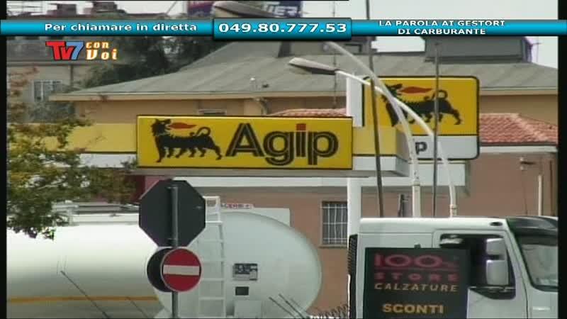 TV7 CON VOI: LA PAROLA AI GESTORI DI CARBURANTE