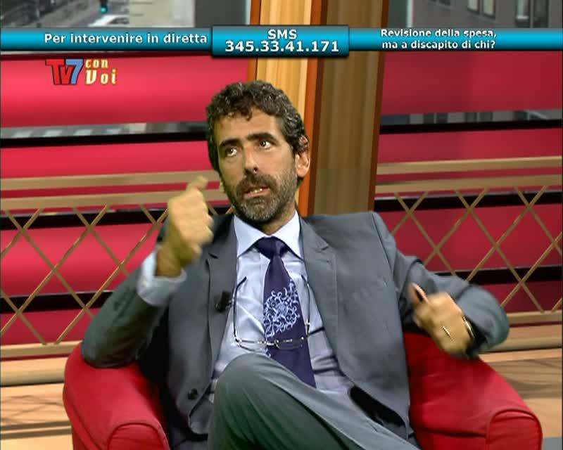 TV7 CON VOI – REVISIONE DELLA SPESA, MA A DISCAPITO DI CHI?