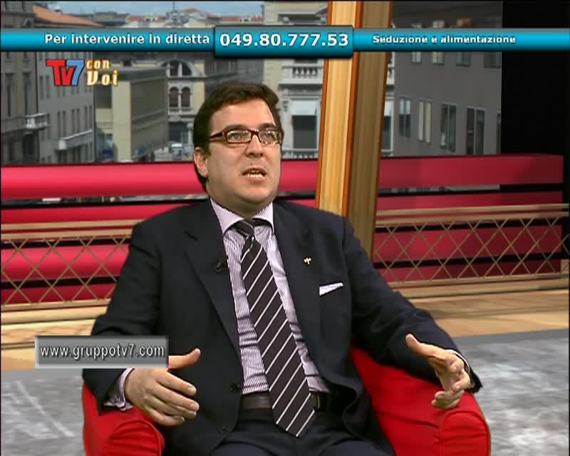 TV7 CON VOI – SEDUZIONE E ALIMENTAZIONE