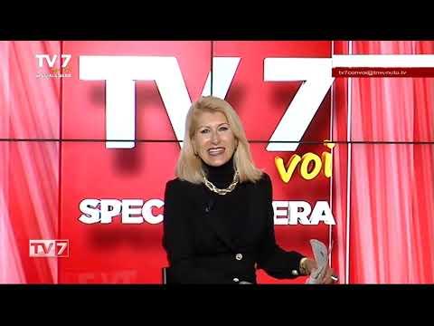 TV7 CON VOI SERA DEL 13/1/2021