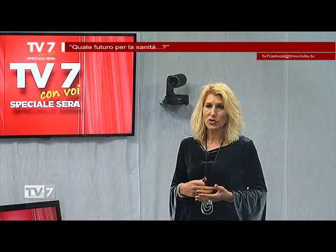 TV7 CON VOI SERA DEL 17/12/2019 – FUTURO SANITA?
