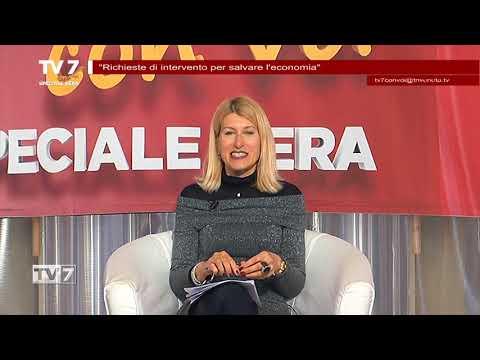 TV7 CON VOI SERA DEL 17/3/2020 – SALVARE L'ECONOMIA