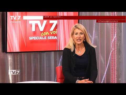 TV7 CON VOI SERA DEL 24/11/2020