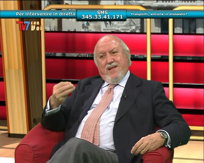 TV7 CON VOI – TRASPORTI ANCORA IN DISSESTO