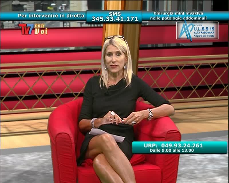TV7 CON VOI – ULSS 15 – CHIRURGIA MINI INVASIVA NELLE PATOLOGIE ADDOMINALI