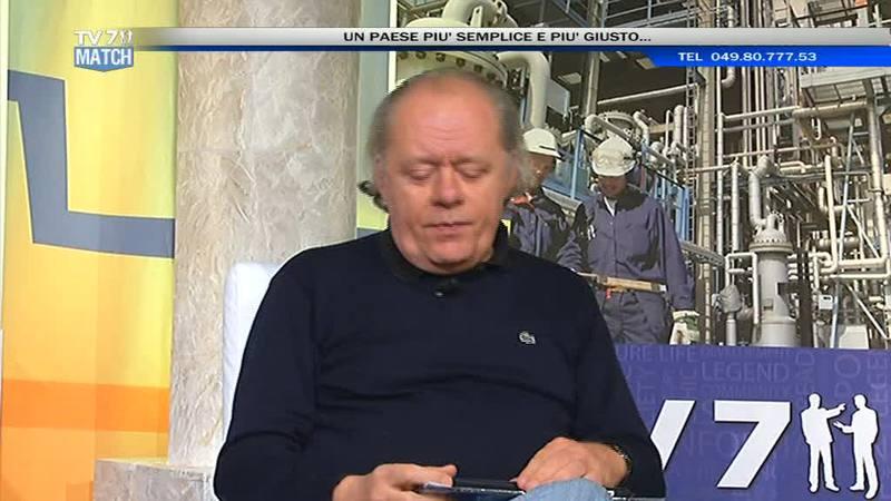 TV7 MATCH: DDL BOSCHI SOLUZIONE ALL'ITALIANA