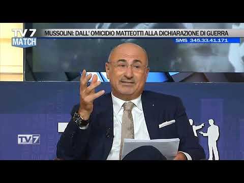TV7 MATCH DEL 14/06/2019 – CARCERI ITALIANE