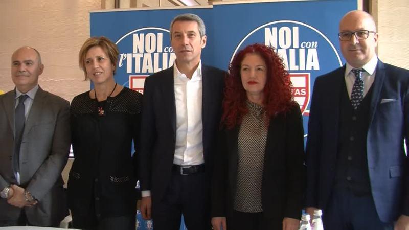 VERSO IL VOTO: I CANDIDATI DI NOI CON L'ITALIA