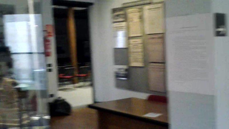 VISITA AL MUSEO DELL'INTERNAMENTO CON VITTORIO PIERBON