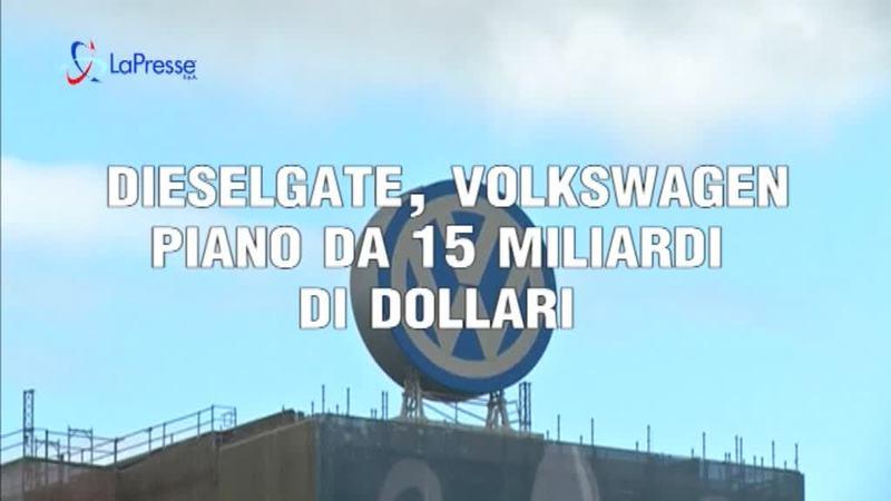 VOLKSWAGEN: ACCORDO DA 15 MILIARDI DI DOLLARI