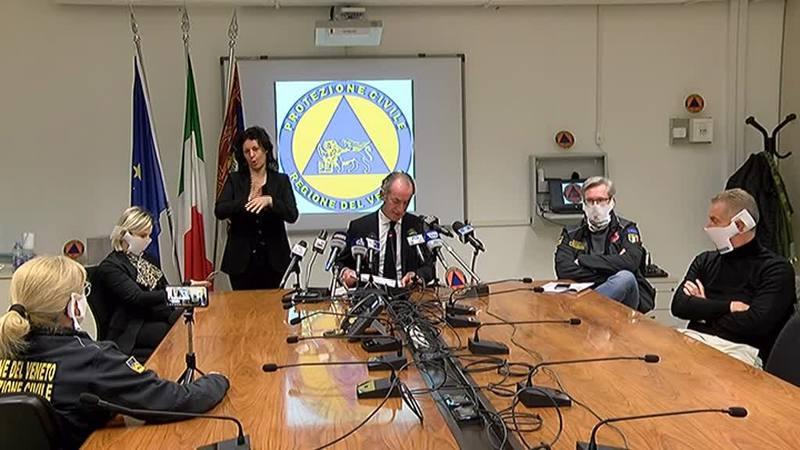"""ZAIA: """"PRONTO A CHIEDE RINNOVO DELLE RESTRIZIONI"""""""