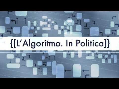 ALGORITMO IN POLITICA CON ALESSANDRO CIRIANI