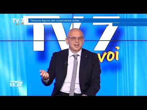 FIGURA DEL COSTRUTTORE EDILE – TV7 CON VOI 17/03/21