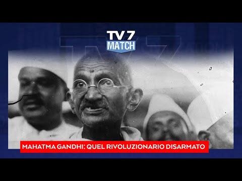 GHANDI: L'ANIMA DELLA NON VIOLENZA 12/03/21