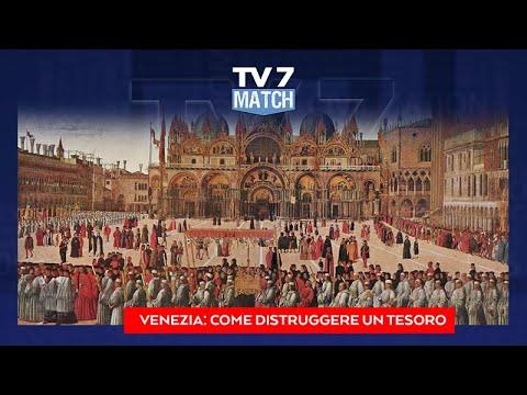 VENEZIA: UN CITTÀ SFRUTTATA E VILLIPESA 19/02/21