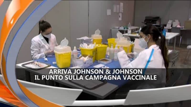 ARRIVA JOHNSON AND JOHNSON – IREPORTER TG 12/04/21
