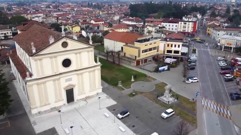 CORDENONS: L'INTERVENTO DEL CANDIDATO A SINDACO