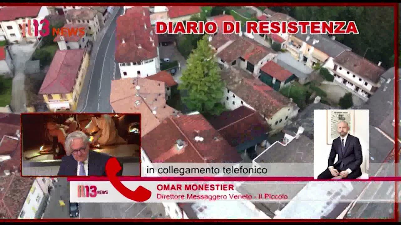 IL 13 NEWS DEL 01/04/21 FRIULI VENEZIA GIULIA