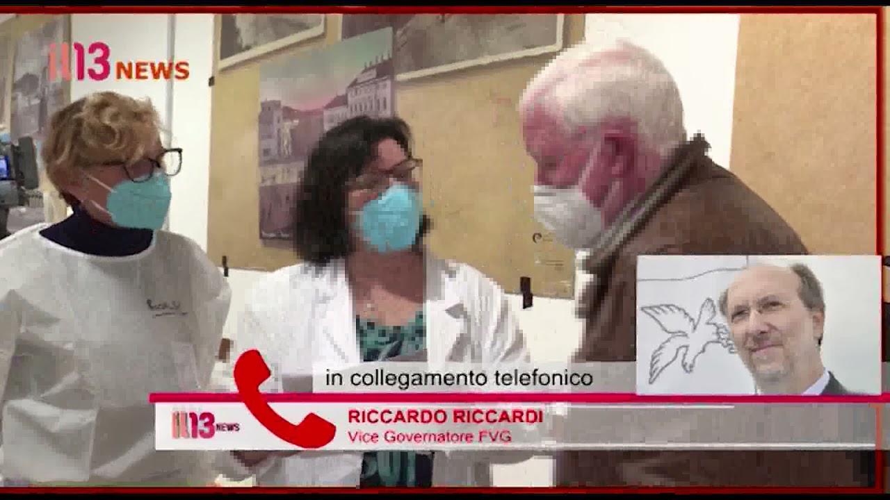 IL 13 NEWS DEL 07/04/21 FRIULI VENEZIA GIULIA