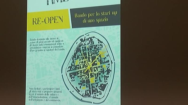 Comodato d'uso a Cittadella per riaprire i negozi