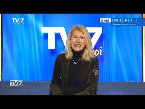 Tv7 con Voi del 25/1/2021 – Turismo e Covid