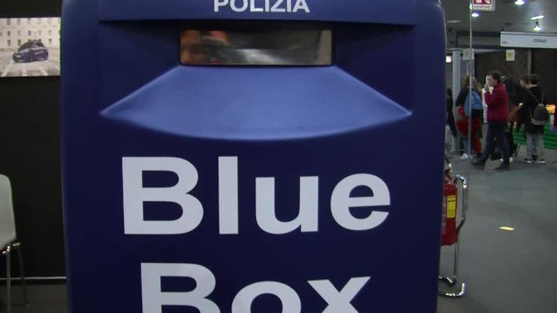 """""""BLUE BOX"""": LA POLIZIA CONTRO IL DISAGIO GIOVANILE"""