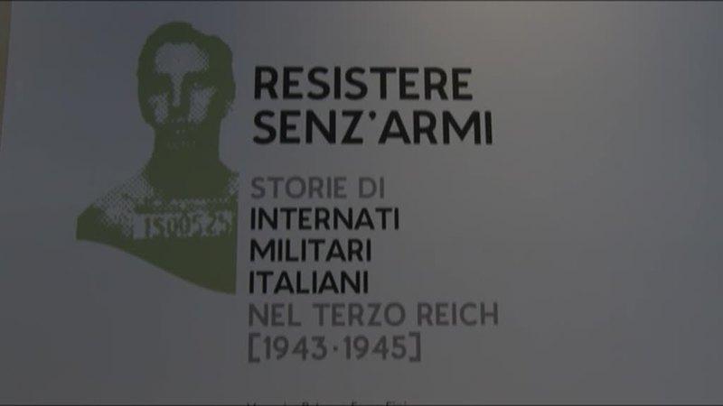 """""""RESISTERE SENZA ARMI"""" LA MEMORIA A PALAZZO FERRO FINI"""
