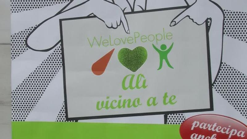 """""""WE LOVE PEOPLE"""": IL VOLONTARIATO DI MONSELICE"""