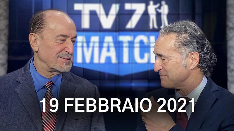 TV7 MATCH DEL 19/02/21