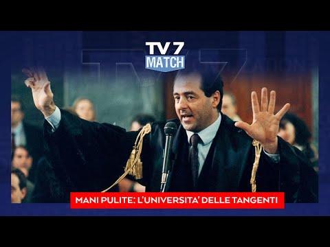1992: LA RIVOLUZIONE DI MANI PULITE 19/02/21