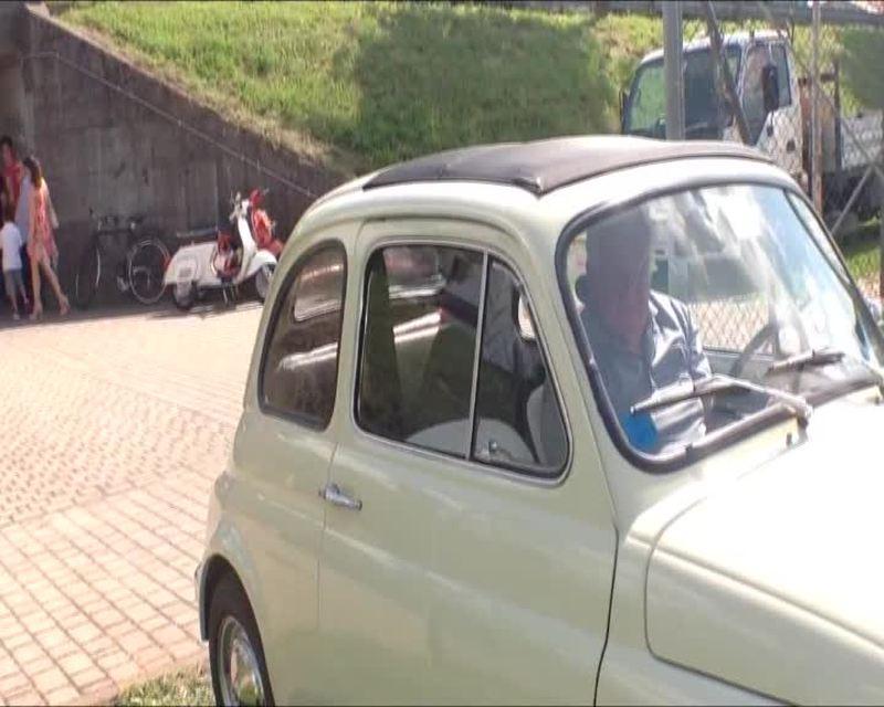500 E AUTO STORICHE A RONCAJETTE