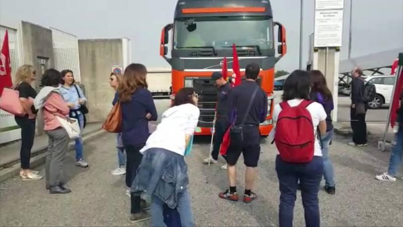 500 LICENZIMENTI IN VISTA, SCIOPERO FEDEX/TNT