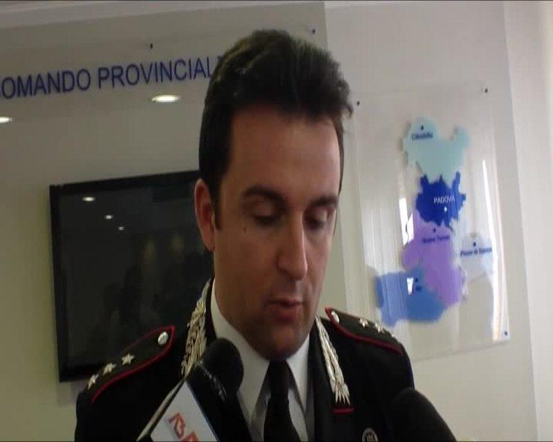 8 KG DI DROGA NELL'ARMADIO ARRESTATO ALBANESE