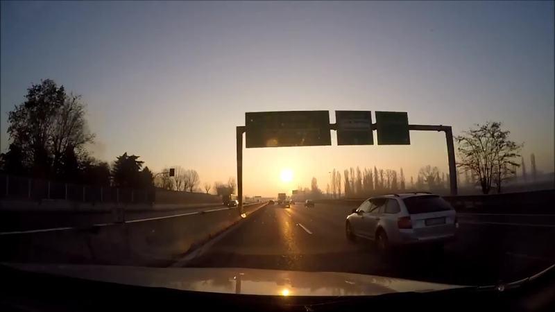 ATTRAVERSA L'A4 A PIEDI. MUORE INVESTITO
